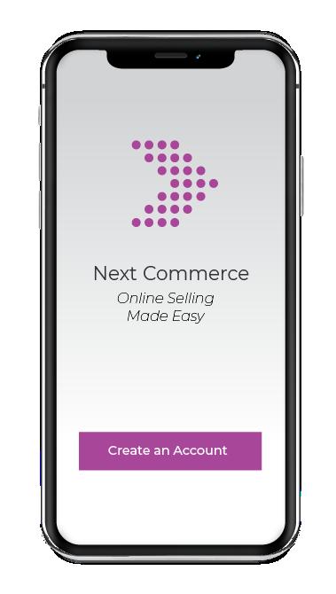 Next Commerce - Account Creation